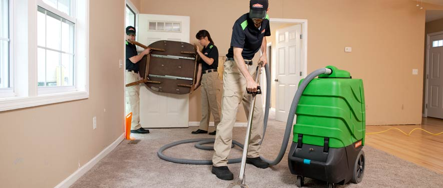 Fayetteville, NC residential restoration cleaning